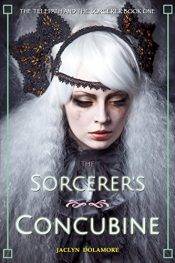 bargain ebooks The Sorcerer's Concubine Romantic Fantasy by Jaclyn Dolamore
