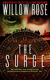bargain ebooks The Surge YA SciFi by Willow Rose