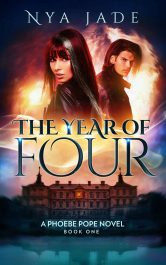 bargain ebooks The Year of Four Young Adult/Teen by Nya Jade