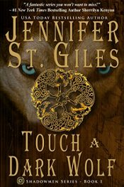 bargain ebooks Touch a Dark Wolf Horror by Jennifer St. Giles