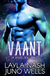 bargain ebooks Vaant SciFi Romance by Layla Nash