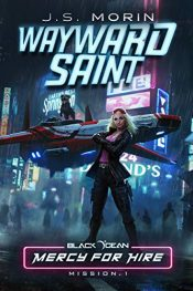 amazon bargain ebooks Wayward Saint Science Fiction by J.S. Morin