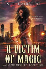 amazon bargain ebooks A Victim of Magic Occult Horror by N. R. Hairston