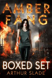 bargain ebooks Amber Fang Boxed Set  Young Adult/Horror/Adventure by Arthur Slade