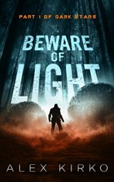 bargain ebooks Beware of Light Military Science Fiction by Alex Kirko