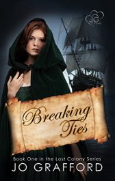 bargain ebooks Breaking Ties Historical Fiction by Jo Grafford