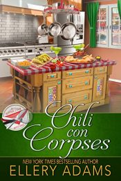 bargain ebooks Chili con Corpses Cozy Mystery by Ellery Adams