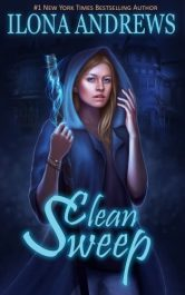 amazon bargain ebooks Clean Sweep Science Fiction by Ilona Andrews