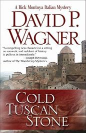 bargain ebooks Cold Tuscan Stone Mystery by David P. Wagner