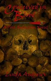 bargain ebooks Conceived in Blood Post-Apocalyptic Horror by Linda Andrews