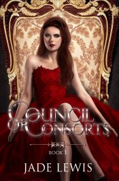 bargain ebooks Council of Consorts #1 Fantasy by Jade Lewis
