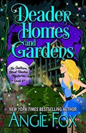 amazon bargain ebooks Deader Homes and Gardens Cozy Mystery by Angie Fox