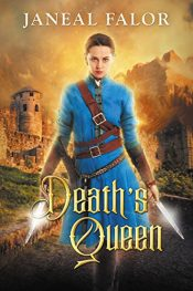 bargain ebooks Death's Queen Young Adult/Teen Fantasy by Janeal Falor