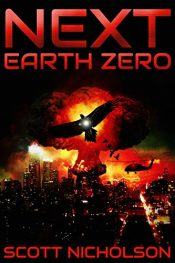 bargain ebooks Earth Zero Post-Apocalyptic Thriller by Scott Nicholson