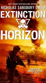 amazon bargain ebooks Extinction Horizon Military Science Fiction by Nicholas Sansbury Smith