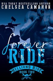 amazon bargain ebooks Forever Ride: Hellions Motorcycle Club Erotic Romance by Chelsea Camaron
