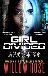 bargain ebooks Girl Divided YA/Teen Scifi by Willow Rose