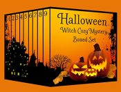 amazon bargain ebooks Halloween Witch Cozy Mystery Boxed Set Cozy Mystery by Amelia Morgan