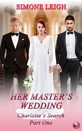 bargain ebooks Her Master's Wedding Erotic Romance by Simone Leigh
