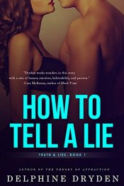 bargain ebooks How to Tell a Lie Erotic Romance by Delphine Dryden