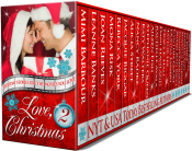 bargain ebooks Love, Christmas 2 Contemporary Romance by Mimi Barbour