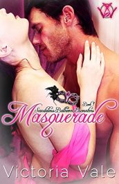 bargain ebooks Masquerade Erotic Romance by Victoria Vale