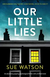 bargain ebooks Our Little Lies Psychological Thriller by Sue Watson