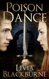 bargain ebooks Poison Dance Historical Fiction by Livia Blackburne
