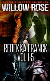 bargain ebooks Rebekka Franck Series Box Set vol 1-5  Mystery/Thriller by Willow Rose