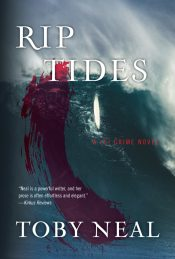 amazon bargain ebooks Rip Tides Mystery by Toby Neal