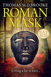 bargain ebooks Roman Mask Historical Fiction by Thomas M.D. Brooke