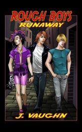 amazon bargain ebooks Rough Boys: Runaway Erotic Romance by J. Vaughn