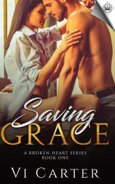 bargain ebooks Saving Grace Contemporary Romance by Vi Carter