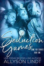 bargain ebooks Seduction Games Erotic Romance by Allyson Lindt
