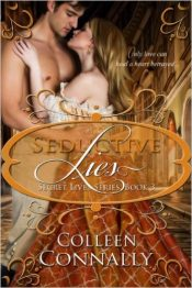 amazon bargain ebooks Seductive Lies Historical Gothic Romance by Colleen Connally