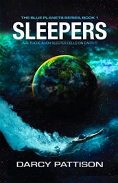 bargain ebooks Sleepers Young Adult/Teen SciFi by Darcy Pattison