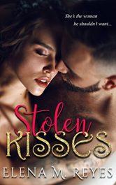 bargain ebooks Stolen Kisses Erotic Romance by Elena M. Reyes