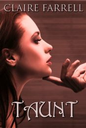bargain ebooks Taunt Dark Fantasy / Horror by Claire Farrell