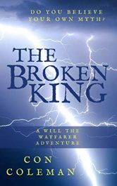 bargain ebooks The Broken King Fantasy Adventure by Con Coleman