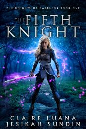 bargain ebooks The Fifth Knight Historical Fantasy Romance by Jesikah Sundin