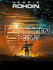 bargain ebooks The Forbidden Army SciFi Adventure by Henrik Rohdin