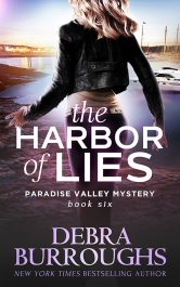 bargain ebooks The Harbor of Lies Mystery by Debra Burroughs