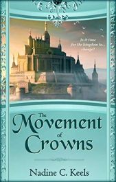 bargain ebooks The Movement of Crowns Historical Fiction by Nadine C. Keels