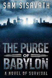 bargain ebooks The Purge of Babylon Action/Adventure by Sam Sisavath