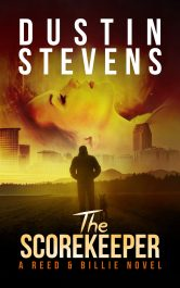 bargain ebooks The Scorekeeper Suspense Thriller by Dustin Stevens