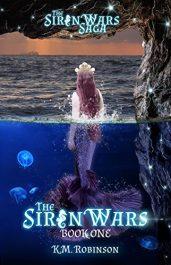 amazon bargain ebooks The Siren Wars YA/Teen by William K.M. Robinson