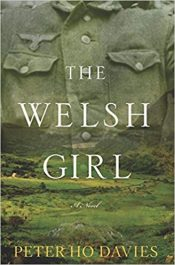 bargain ebooks The Welsh Girl Historical Fiction by Peter Ho Davies