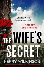 amazon bargain ebooks The Wife's Secret Psychological Thriller by Kerry Wilkinson