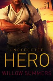 amazon bargain ebooks Unexpected Hero Action Adventure by Willow Summers