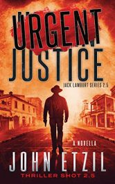 bargain ebooks Urgent Justice Action/Adventure Thriller by John Etzil